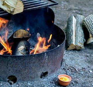 Bleikvasslia Bygdelag har fått tilsagn om gavestøtte til ny gapahuk og grillplass. (illustrasjonsfoto)