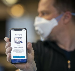 Smittestopp-appen har nå rundet 1 million nedlastinger.