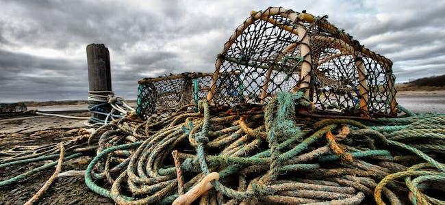 En stor del av den marine forsøplinga i både norske og internasjonale farvann stammer fra fiskerinæringen.