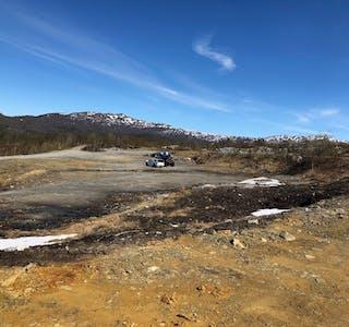 Det er i første omgang det eksisterende dagbruddet ved Bleikvassli gruver som planlegges brukt som avfallsdeponi.