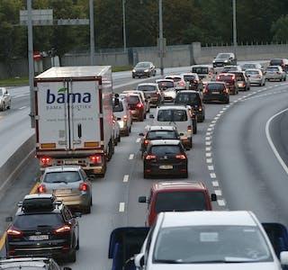 Trygg Trafikk frykter at vi kan stå overfor en ny ulykkessommer i år ettersom mange velger bilferie i eget land i sommer. (Illustrasjonsfoto)