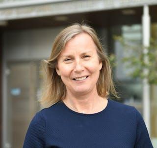 Elisabeth Aarsæther, direktør i Direktoratet for samfunnssikkerhet og beredskap (DSB)