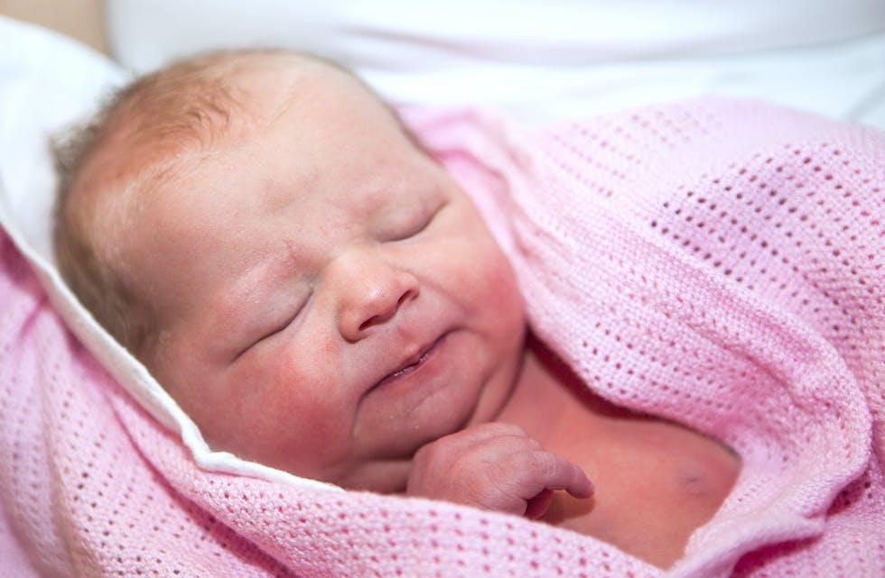 27.471 babyer er født i første halvår i år. Det er 1.157 flere enn i samme tidsrom i fjor. Foto: Paul Kleiven / NTB