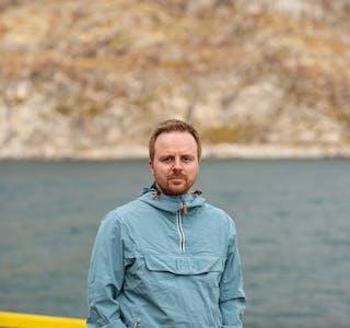 Mats Hansen 3. kandidat til Stortinget for Venstre i Nordland.