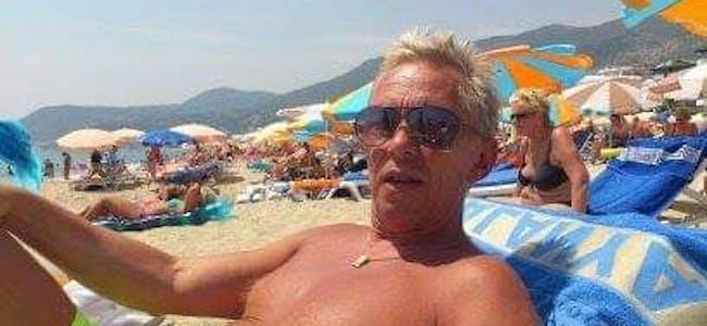 Kato Osmo er glad i strandlivet i syden.