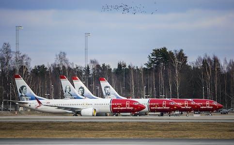 Norwegian planlegger å fly 259 ruter sommerhalvåret 2022.