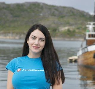 4. kandidat ved stortingsvalget for Nordland FrP.