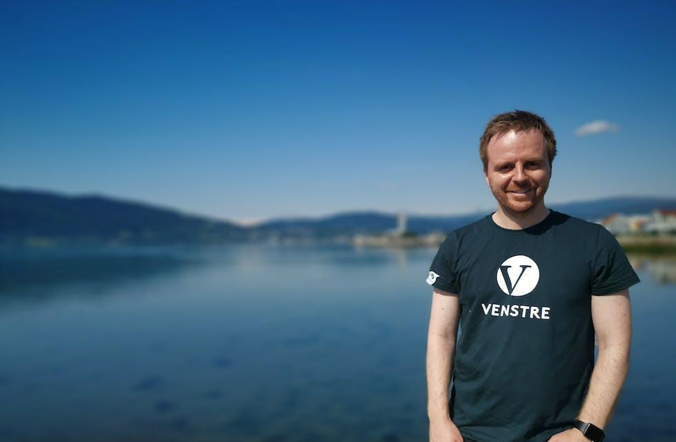 3. kandidat for Venstre i Nordland.