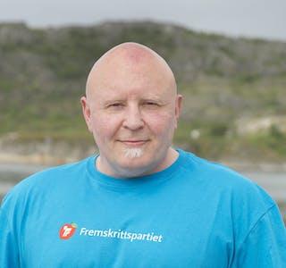 5. kandidat stortingsvalget, Nordland FrP.