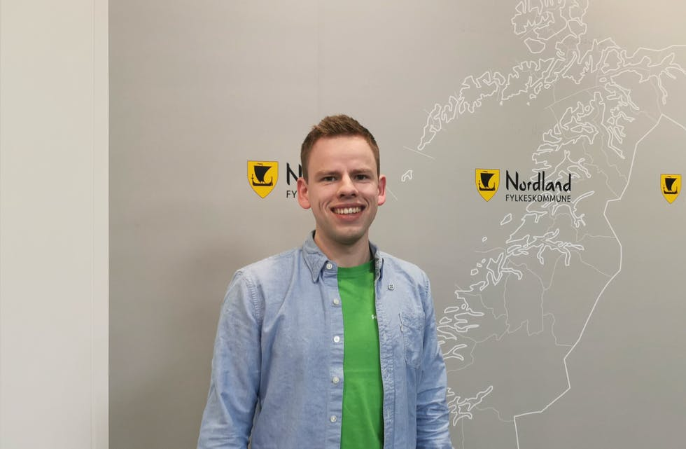 Stortingskandidat for Nordland Senterparti  og Sentralstyremedlem i Senterungdommen.