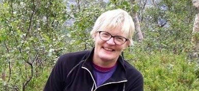 Ellen-Karin Kolle fra Lurøy ble «Årets friluftsentusiast 2020».