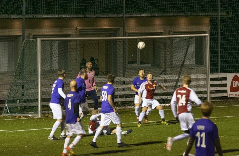 Det endte med tap for Hemnes IL i hjemmekampen mot FK Silkefot.