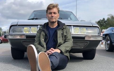 Karl Eirik Haug har laget en bok med ord og utrykk han har snappet opp i det mangfoldige bilmiljøet.