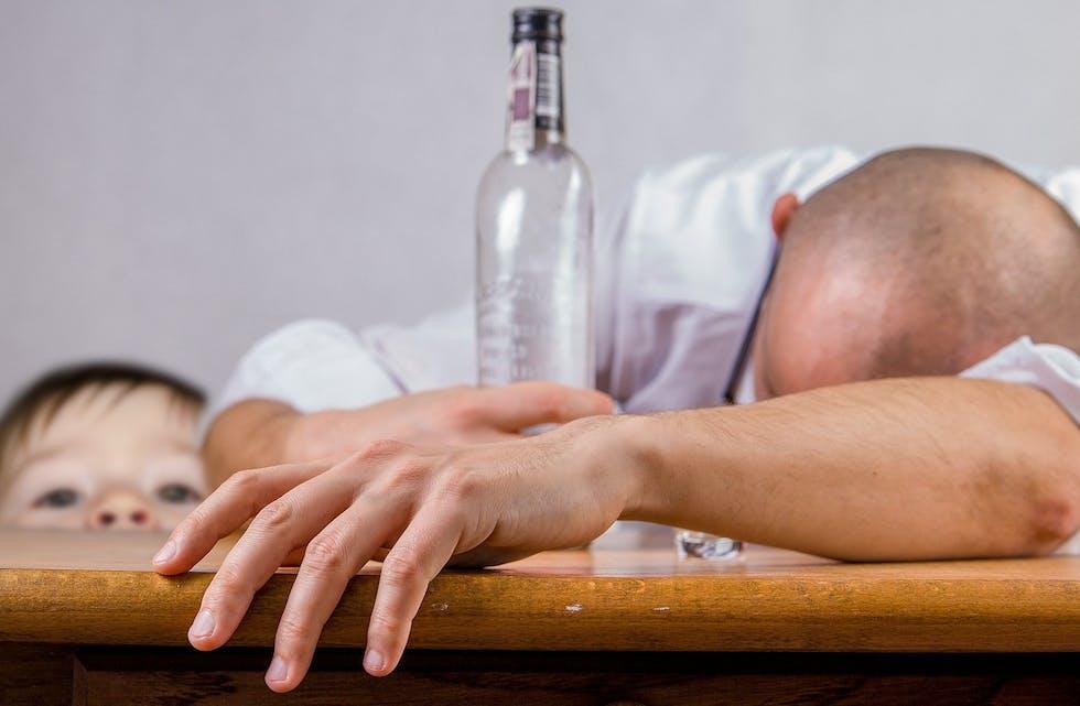 7 av 10 kjenner ikke til sammenhengen mellom alkohol, angst og depresjon.