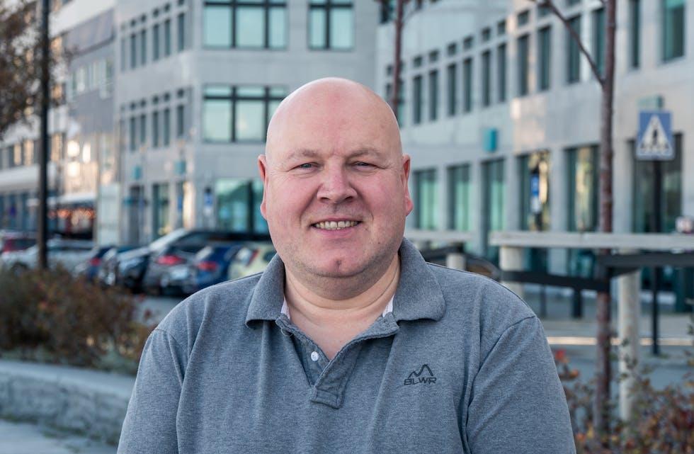 leder i Human-Etisk Forbund Nordland, Jørn Jønsberg